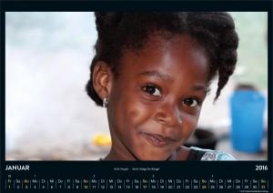 Haiti-Januar