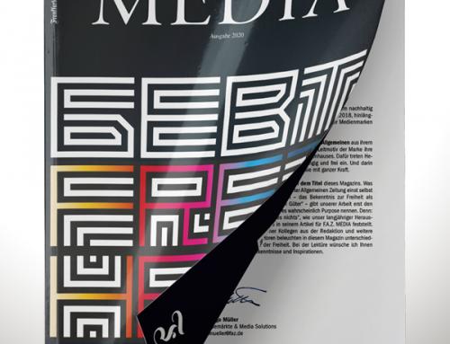 F.A.Z. MEDIA 2020: Gebt Freiheit Raum