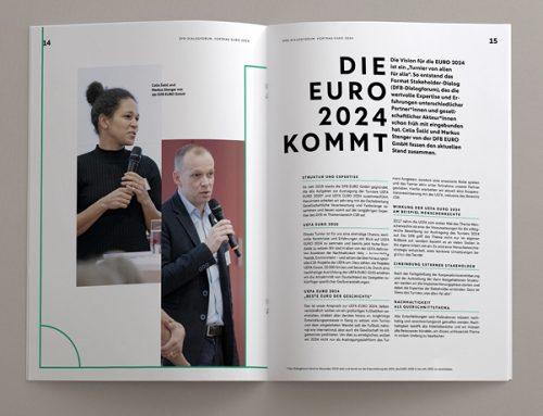 DFB-Dialogforum: Gesellschaftliche Verantwortung